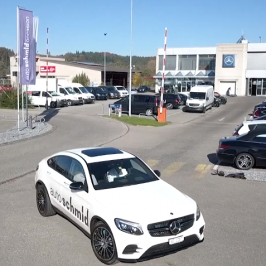 Video-Premiere: Mercedes-Benz GLC 350 e Plug-in-Hybrid